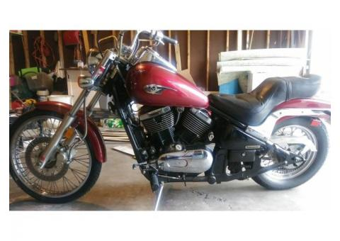 For Sale - 2004 Kawasaki Vulcan Custom Softail