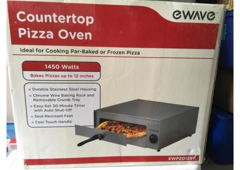 Pizza Oven - Countertop (NEW)
