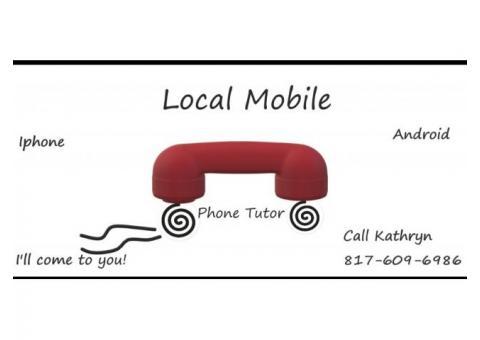 Phone Tutor and Service
