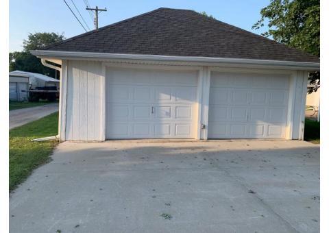 2-Car Garage for sale