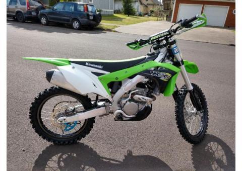 2018 Kawasaki KX250