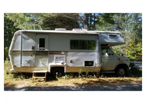1975 Holiday Rambler -MUST SELL!!!- $750 obo