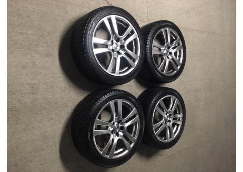 Snow Tires (Michelin X-Ice 3)